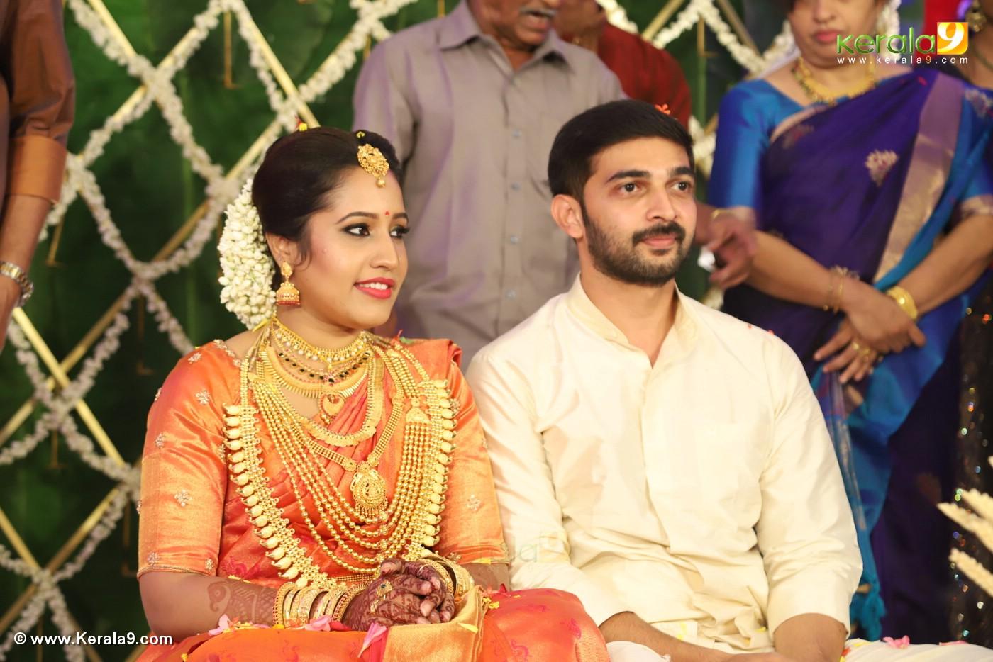 sreejith vijay marriage photos 43