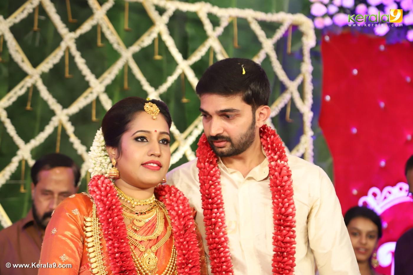 sreejith vijay marriage photos 50