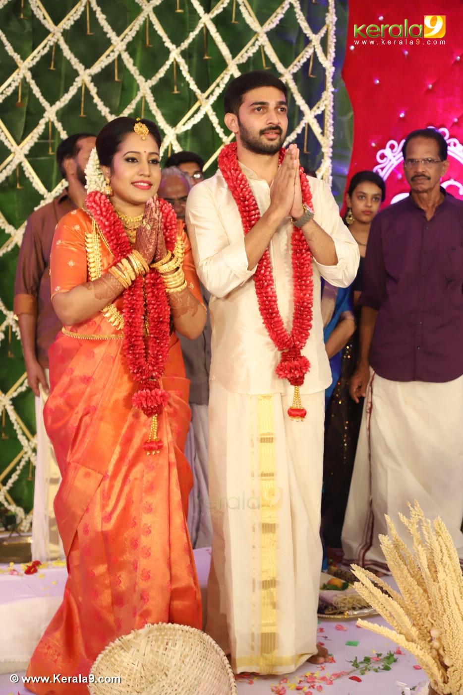sreejith vijay marriage photos 52