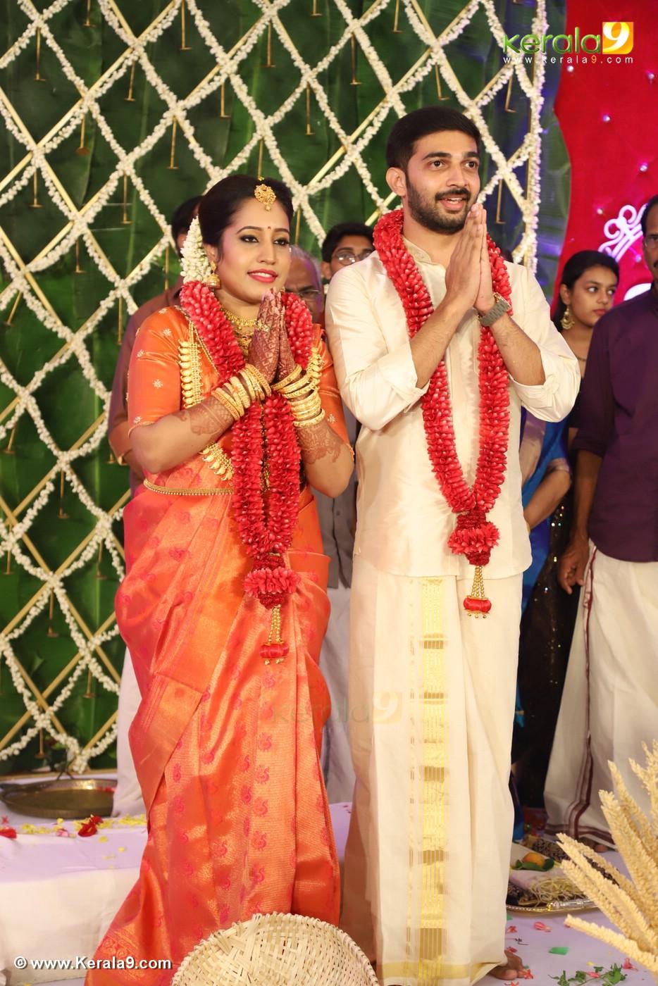 sreejith vijay marriage photos 53