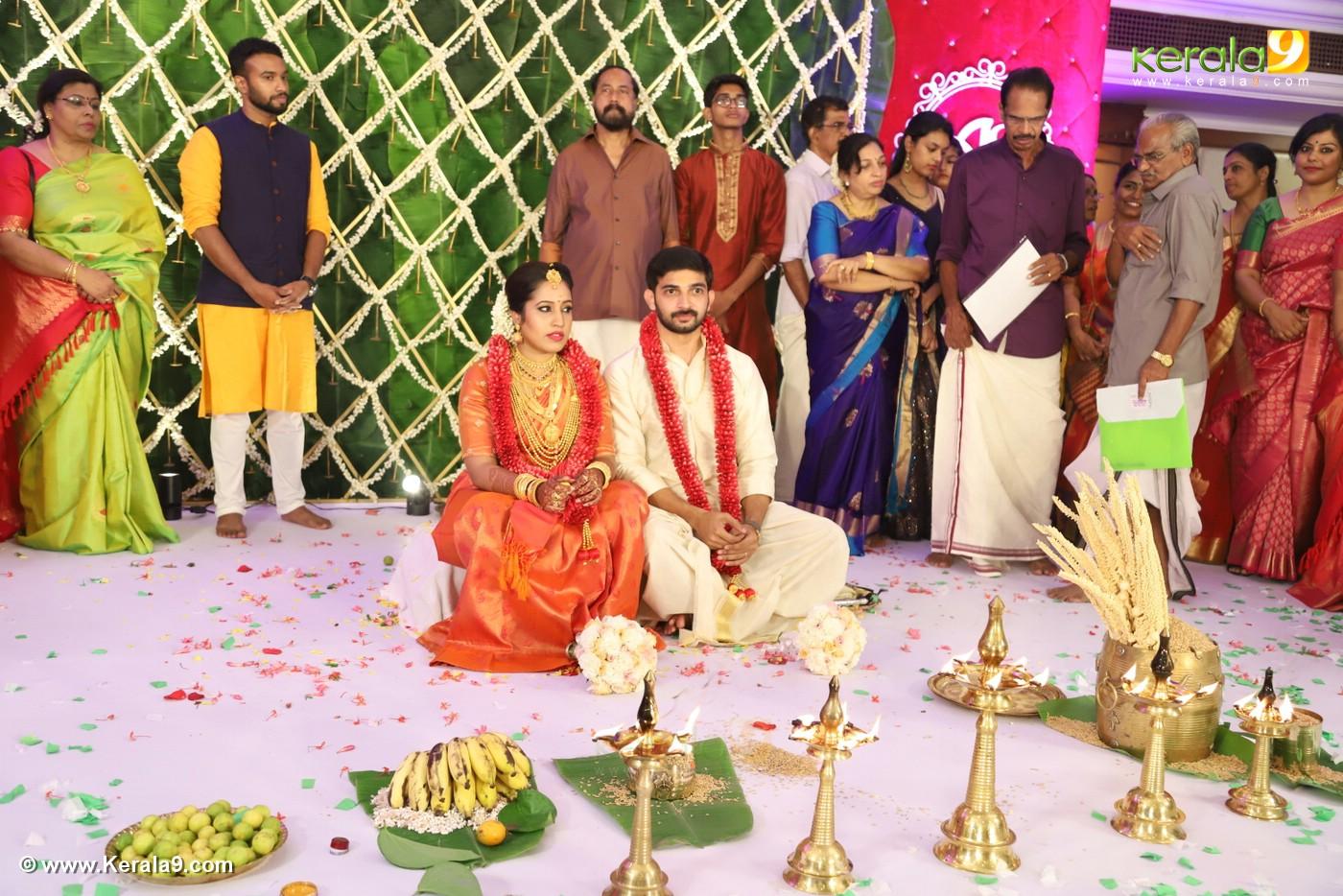 sreejith vijay marriage photos 74