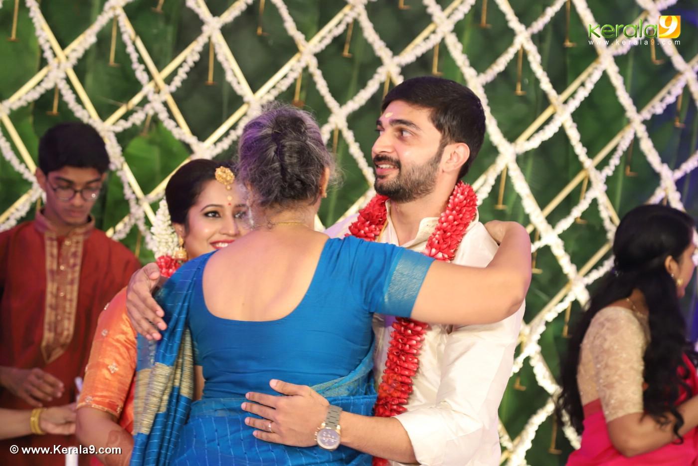 sreejith vijay marriage photos 80