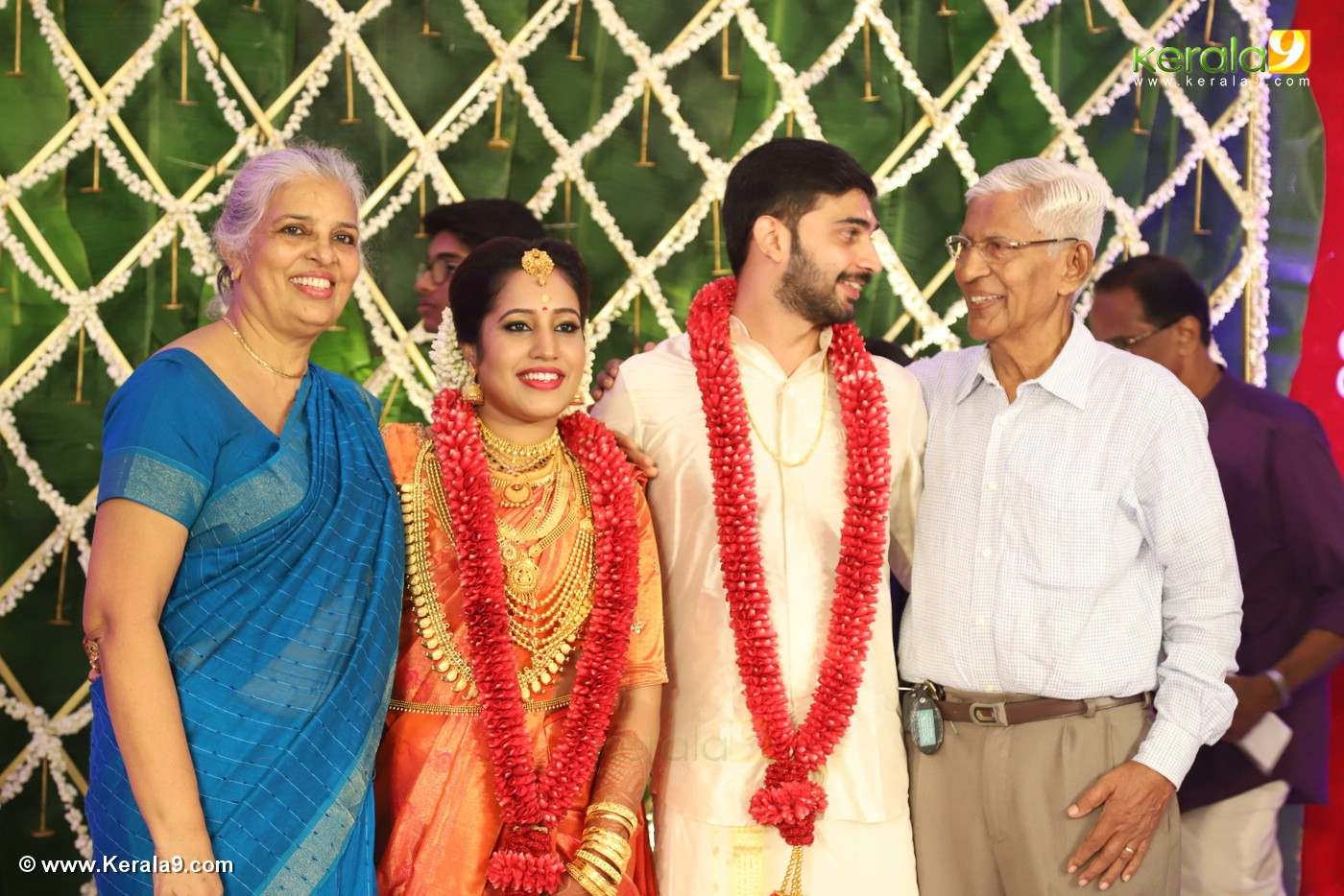 sreejith vijay marriage photos 81