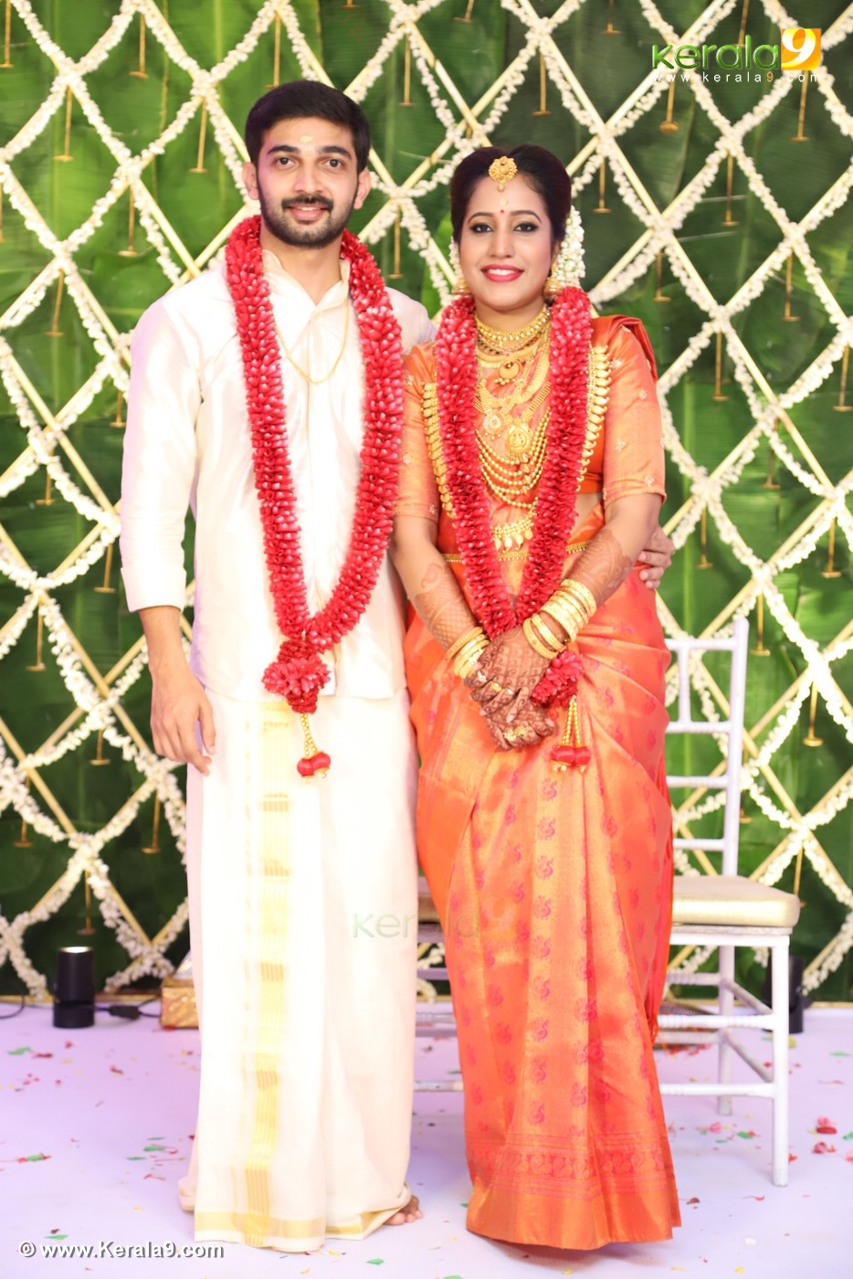 sreejith vijay marriage photos 96