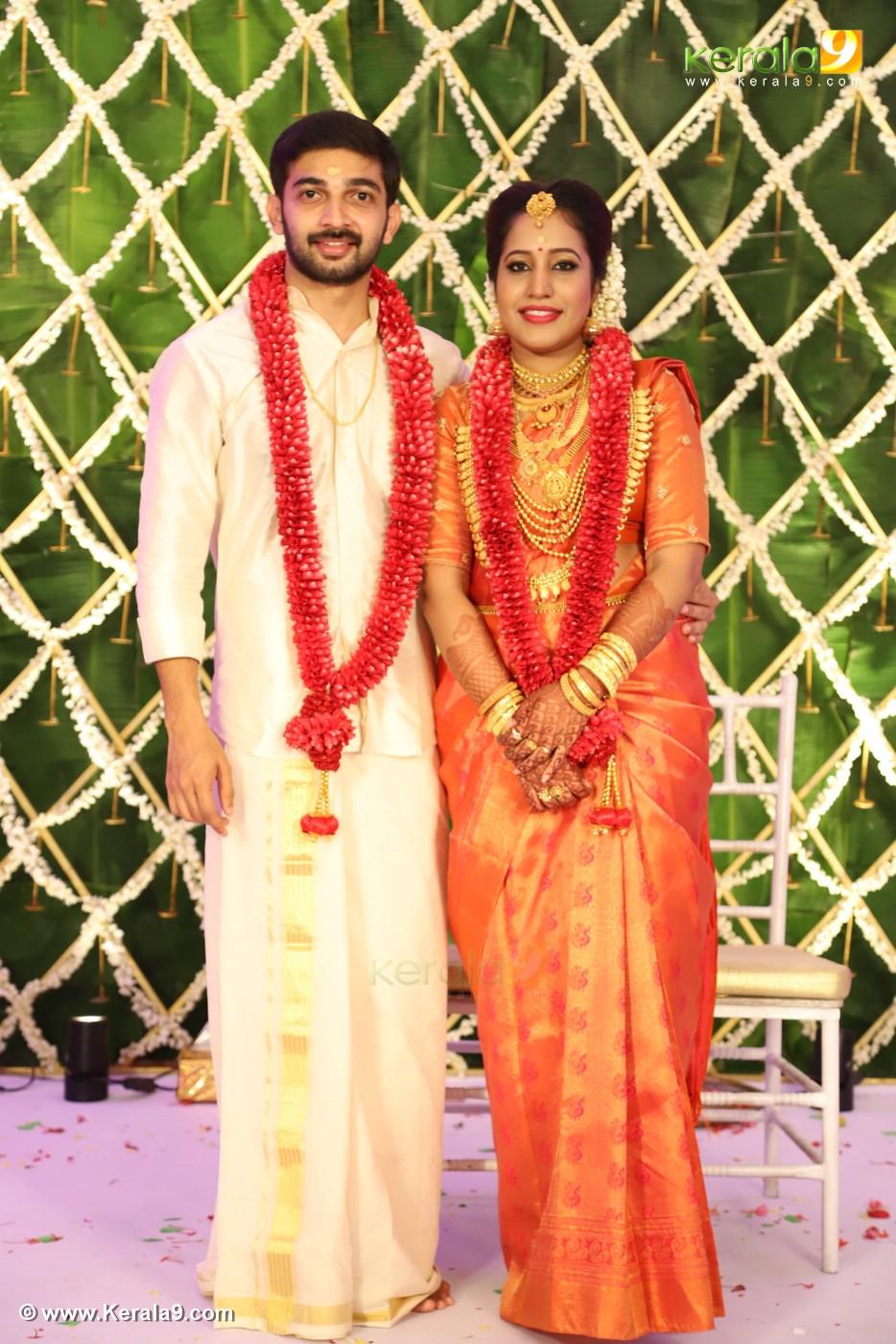 sreejith vijay marriage photos 97