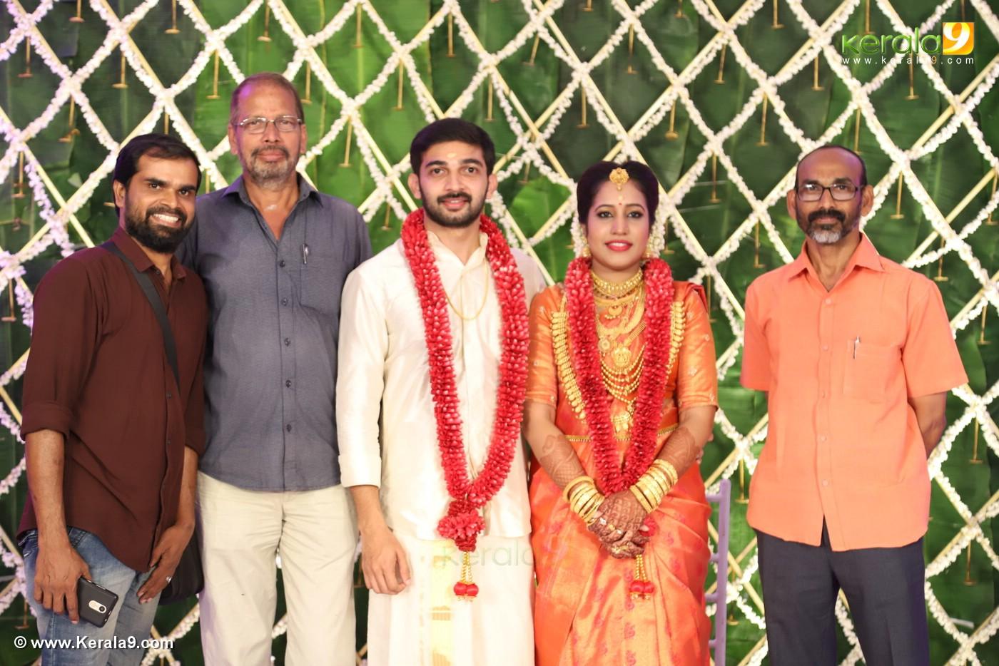 sreejith vijay marriage photos 99