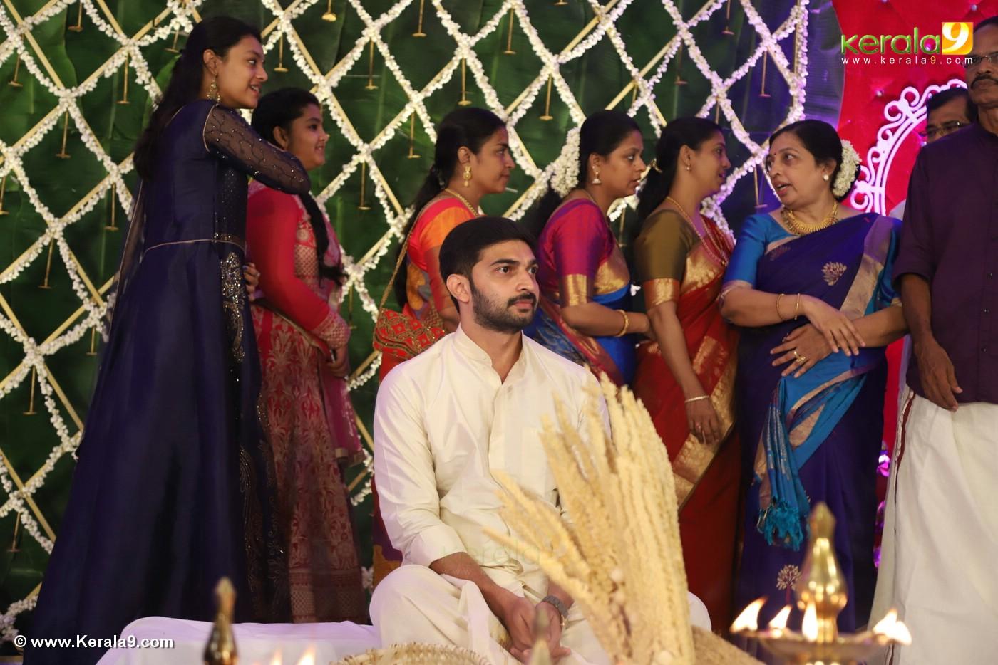 sreejith vijay wedding photos 17