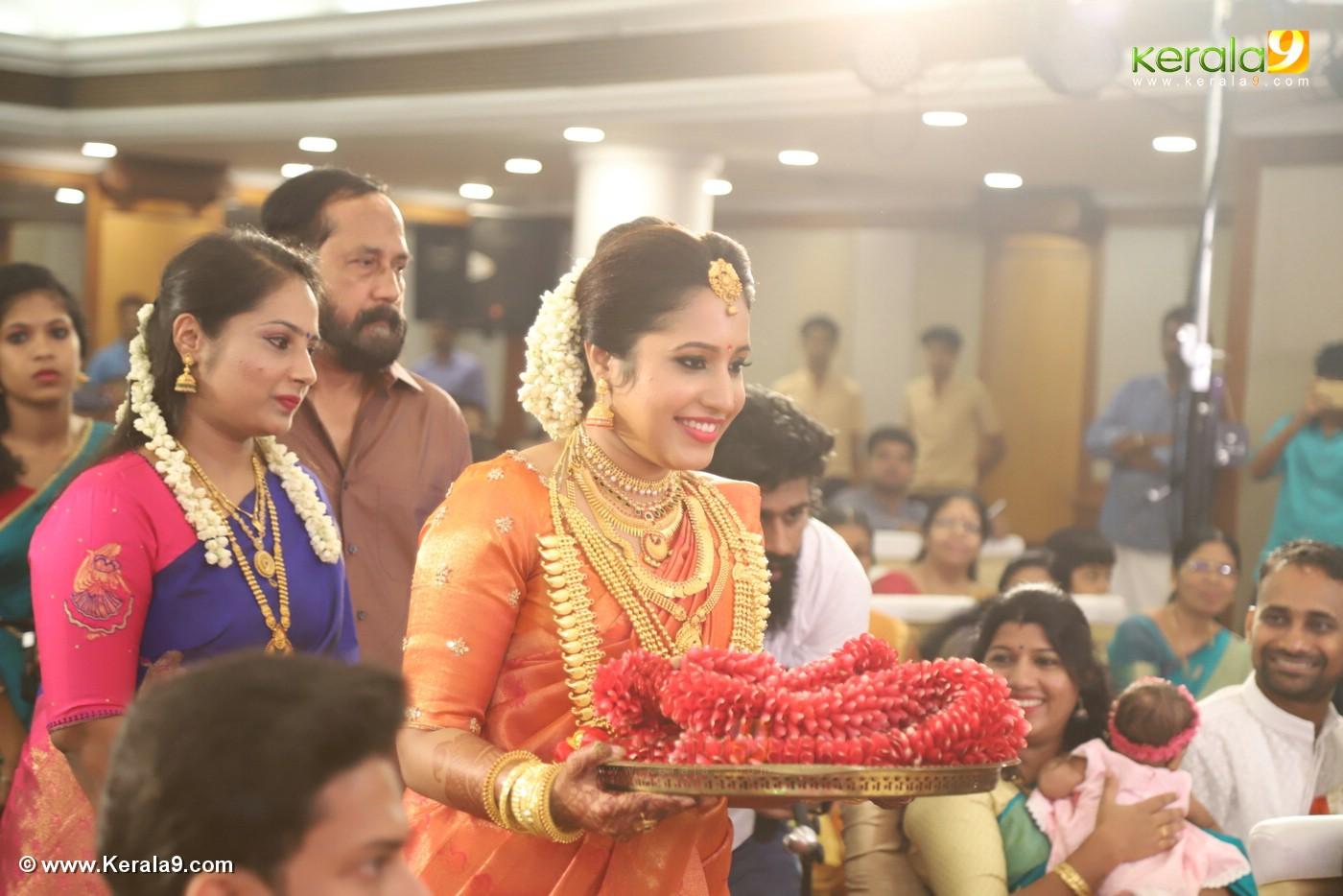 sreejith vijay wedding photos 20