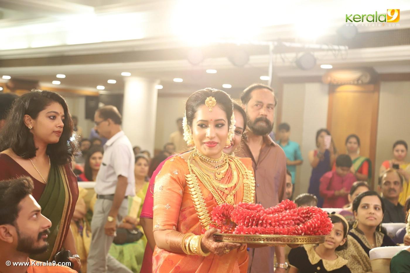 sreejith vijay wedding photos 2
