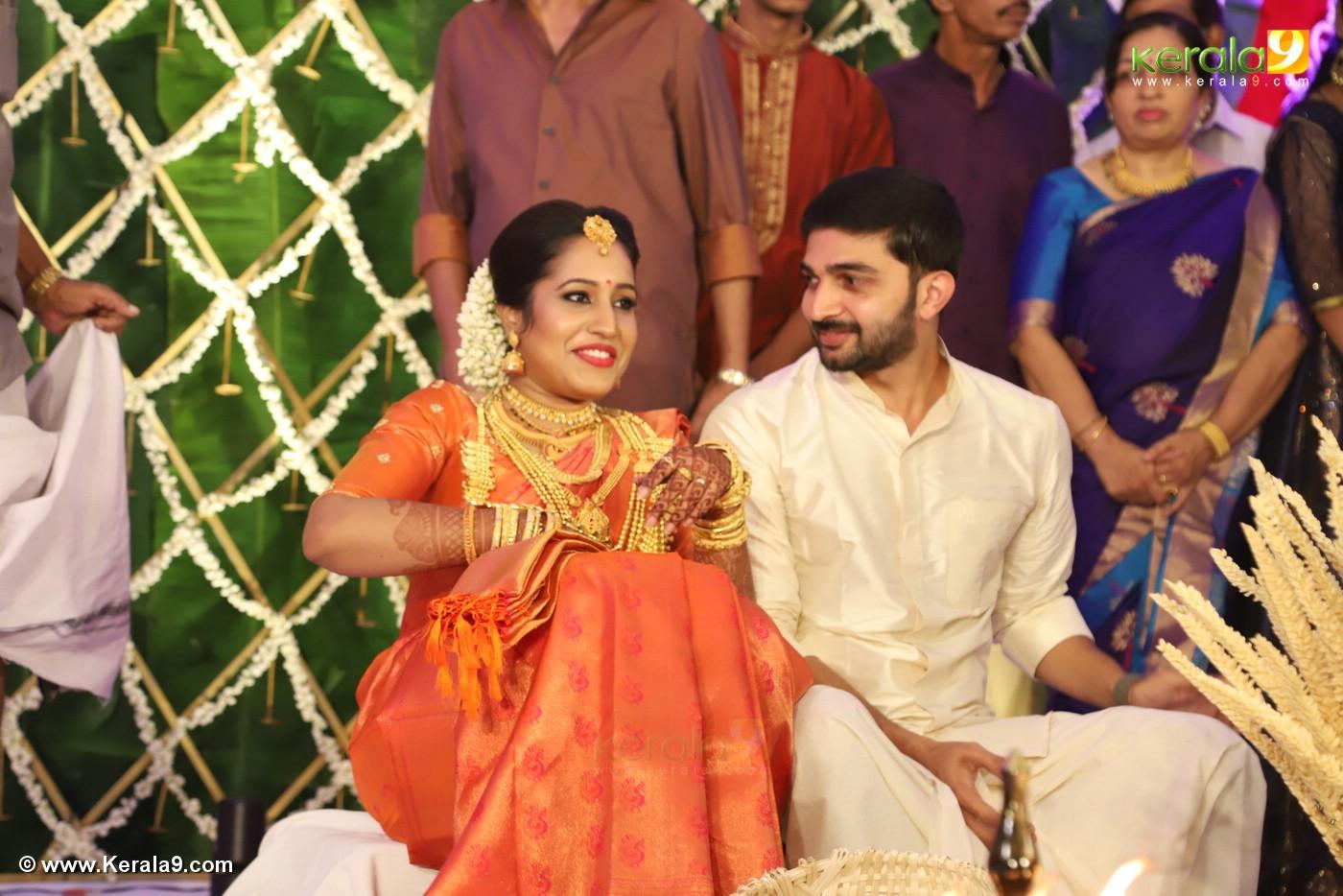 sreejith vijay wedding photos 23