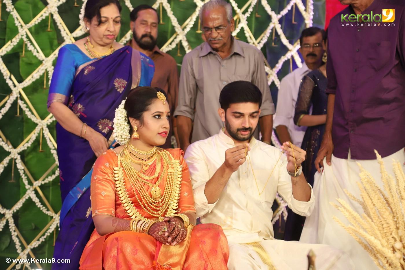 sreejith vijay wedding photos 25