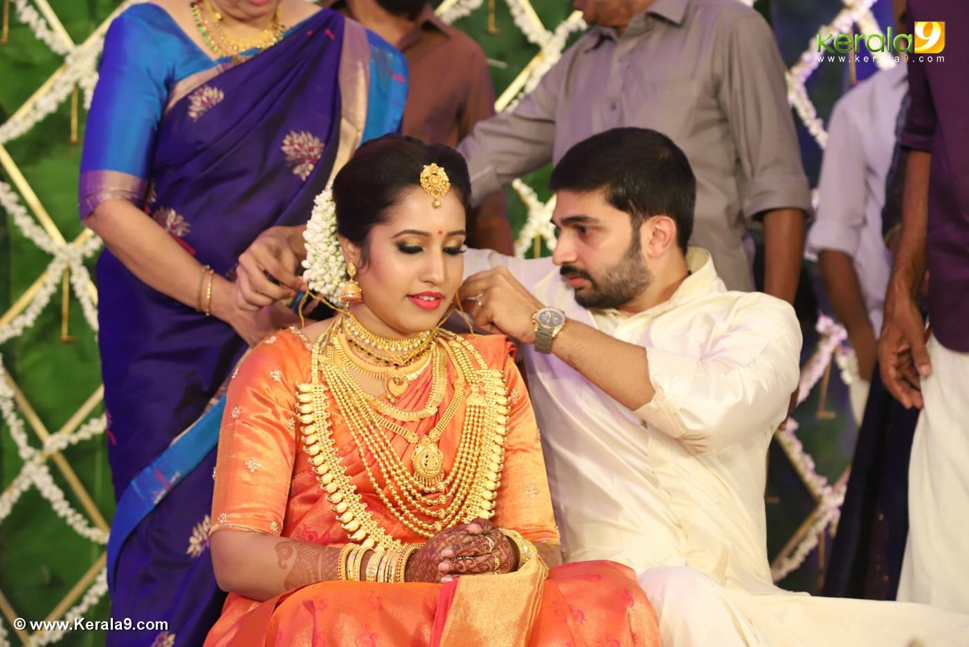 sreejith vijay wedding photos 27