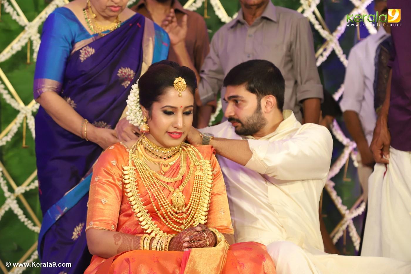 sreejith vijay wedding photos 29