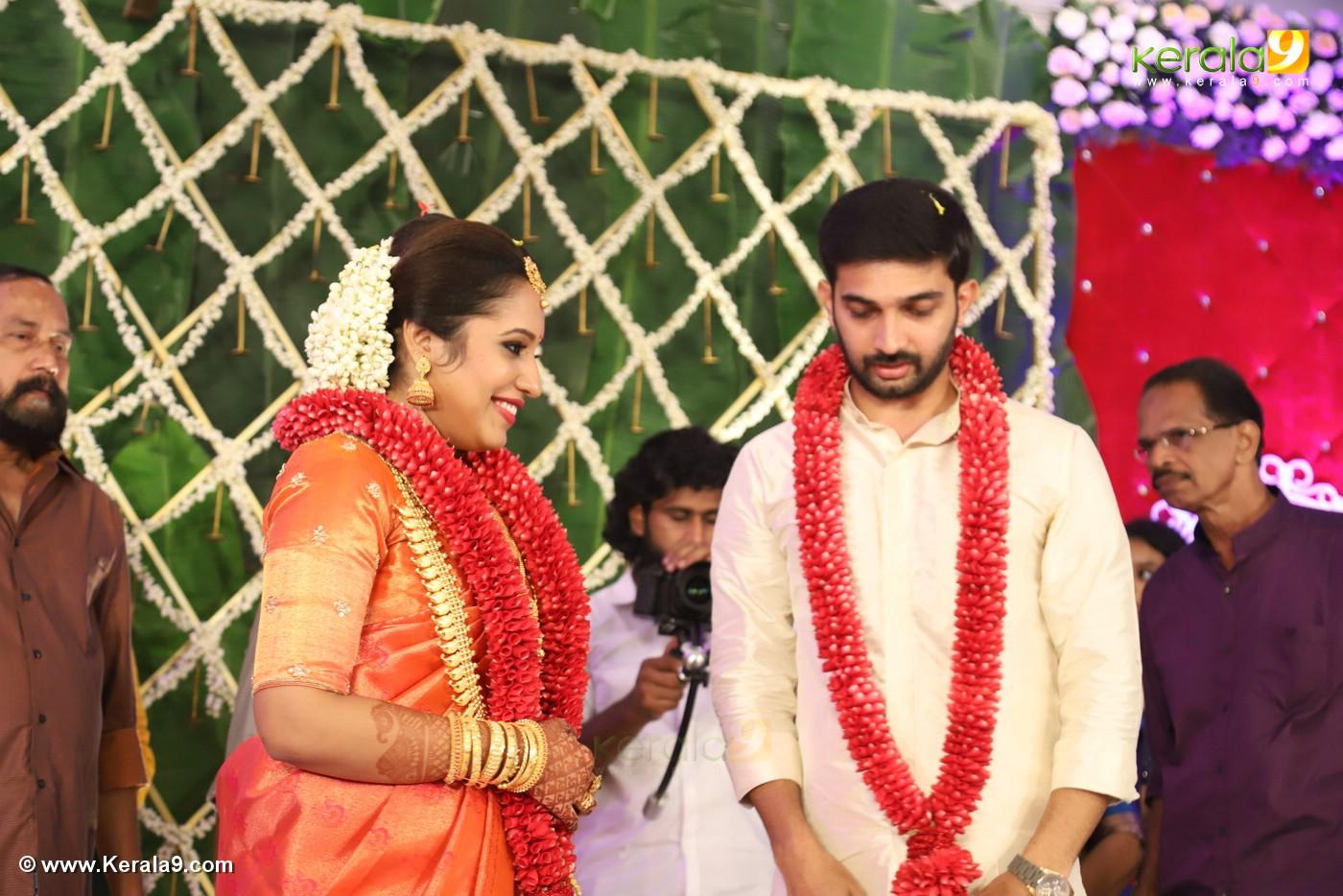 sreejith vijay wedding photos 32