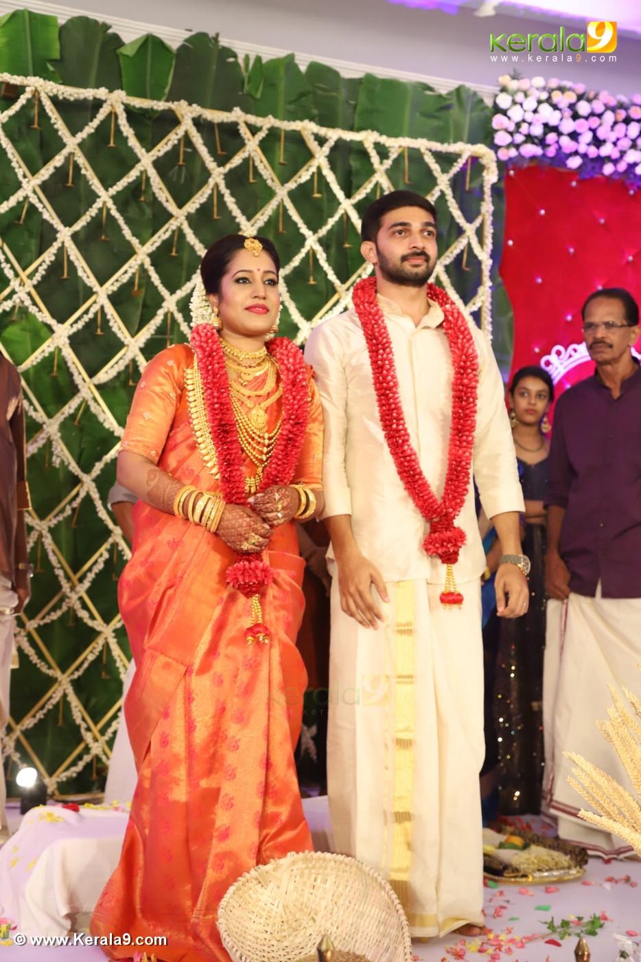 sreejith vijay wedding photos 34