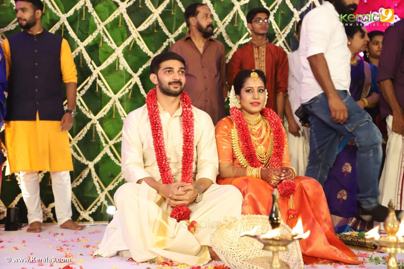 sreejith vijay wedding photos 35