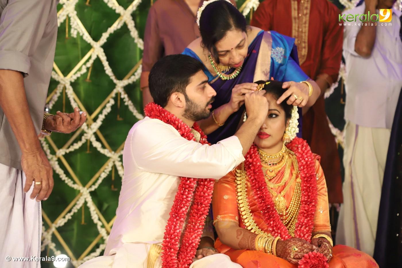 sreejith vijay wedding photos 38
