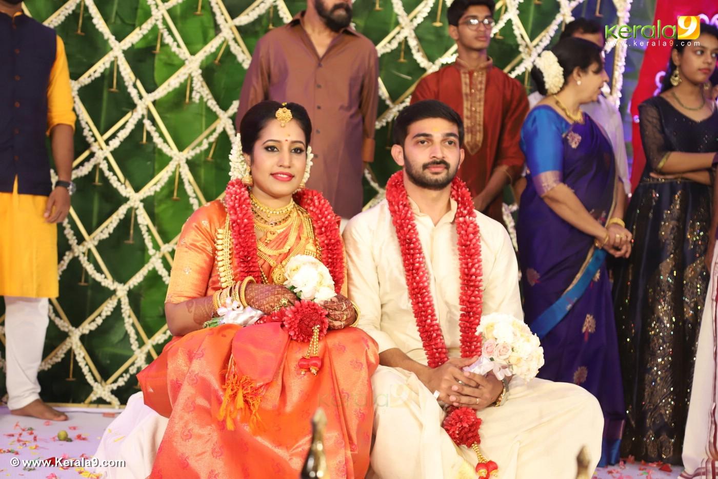 sreejith vijay wedding photos 4