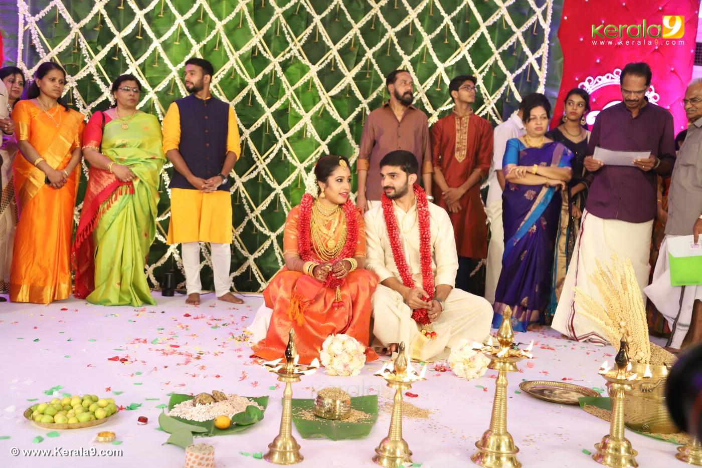 sreejith vijay wedding photos 45