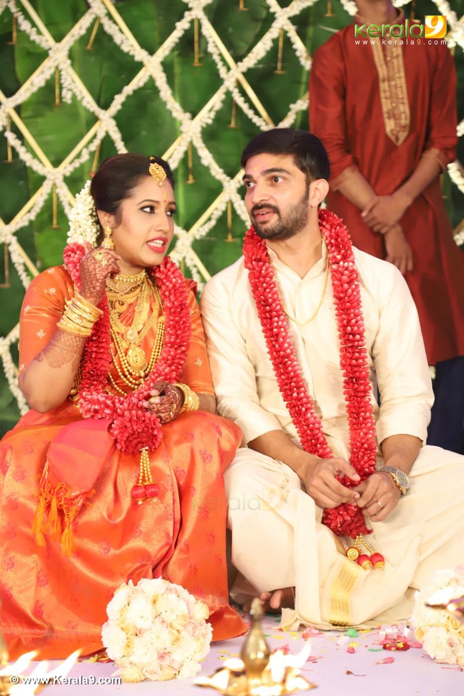 sreejith vijay wedding photos 46