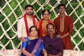 sreejith vijay marriage photos 132