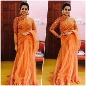 bhavana in engagement dress photos 92