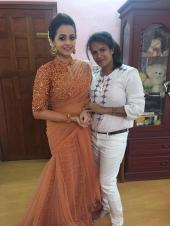 actress bhavana engagement pics gallery 001