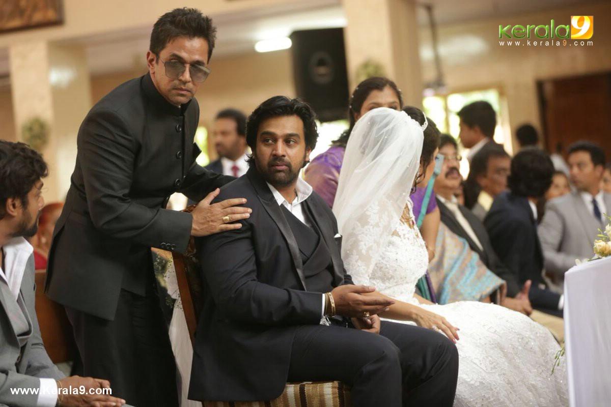 meghana raj marriage photo
