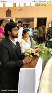 meghana raj marriage photos 1
