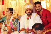 meghana raj chiranjeevi sarja marriage photos  10
