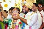 meghana raj hindu wedding photos