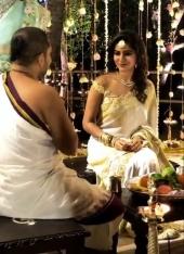 samantha naga chaitanya engagement pics
