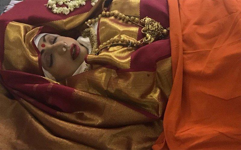 Sridevi Dead Body Funeral Photos 00152 Kerala9 Com