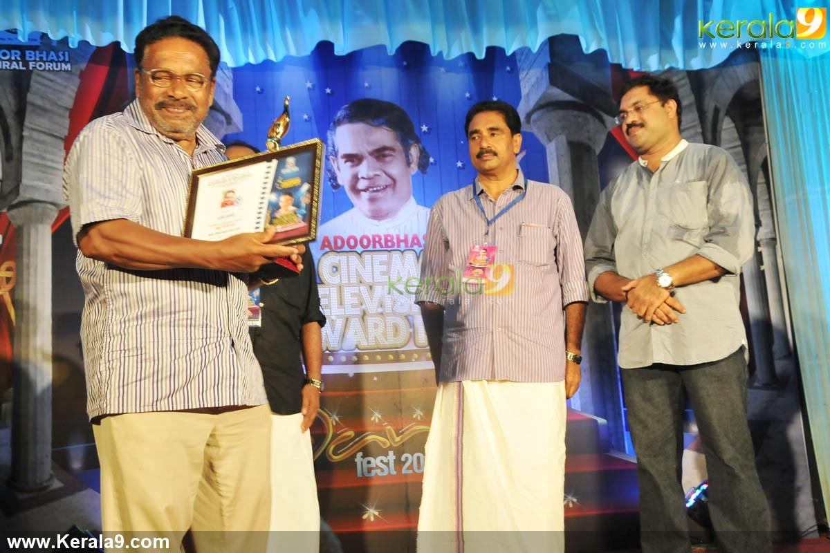 adoor bhasi television award 2014 photos 057