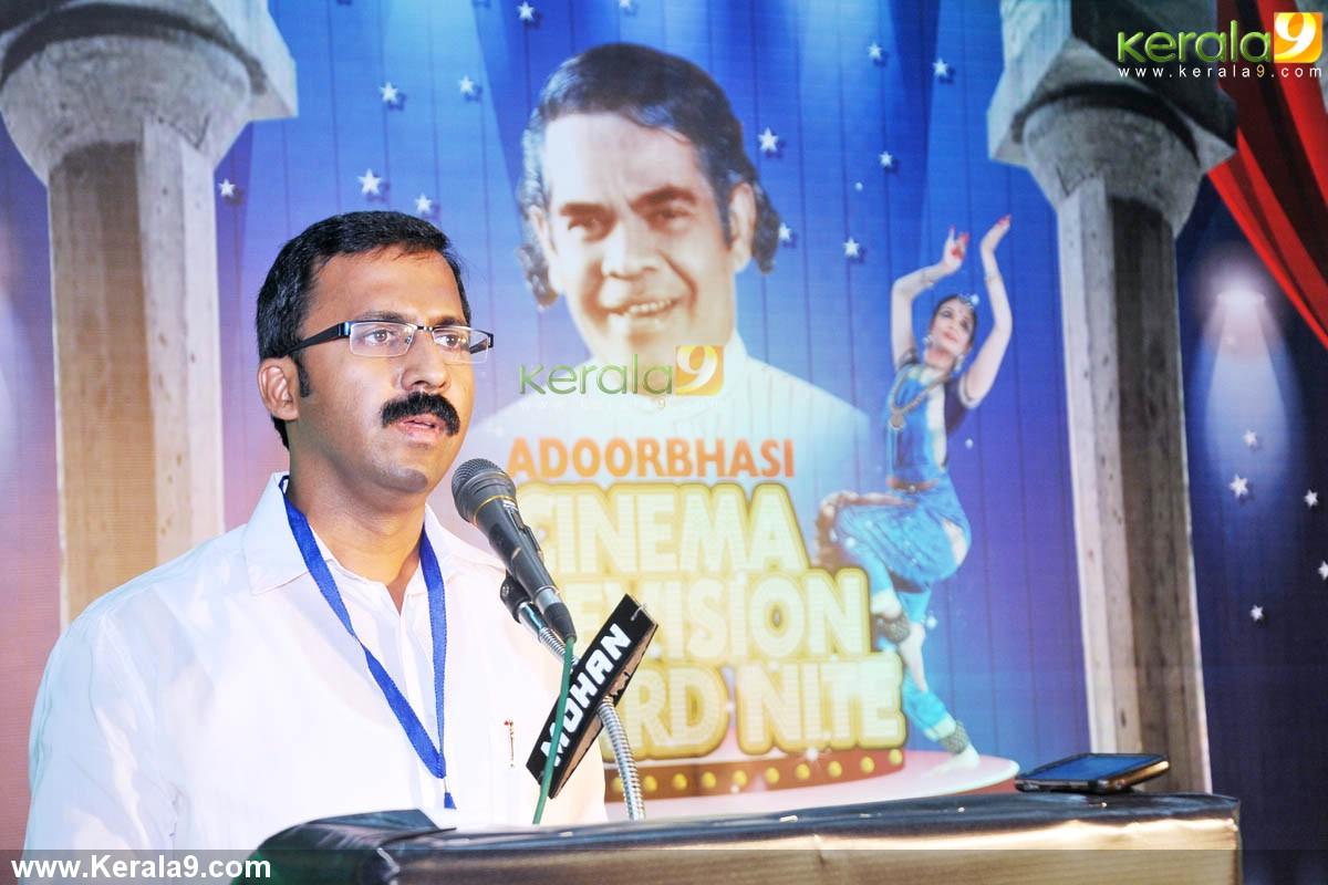 adoor bhasi television award 2014 photos 071