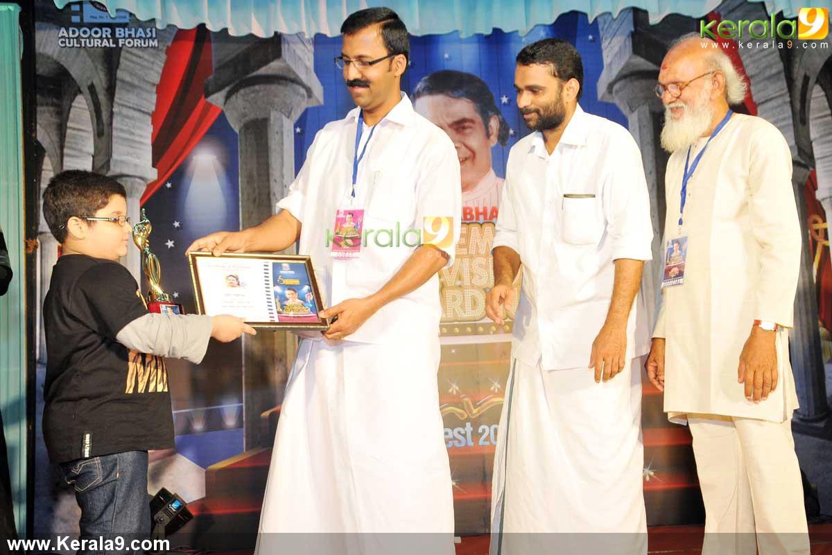 adoor bhasi television award 2014 photos 078