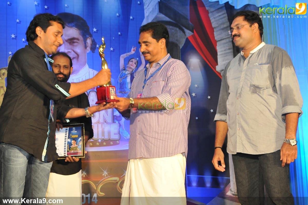 nk premachandran at adoor bhasi television award 2014 photos 006