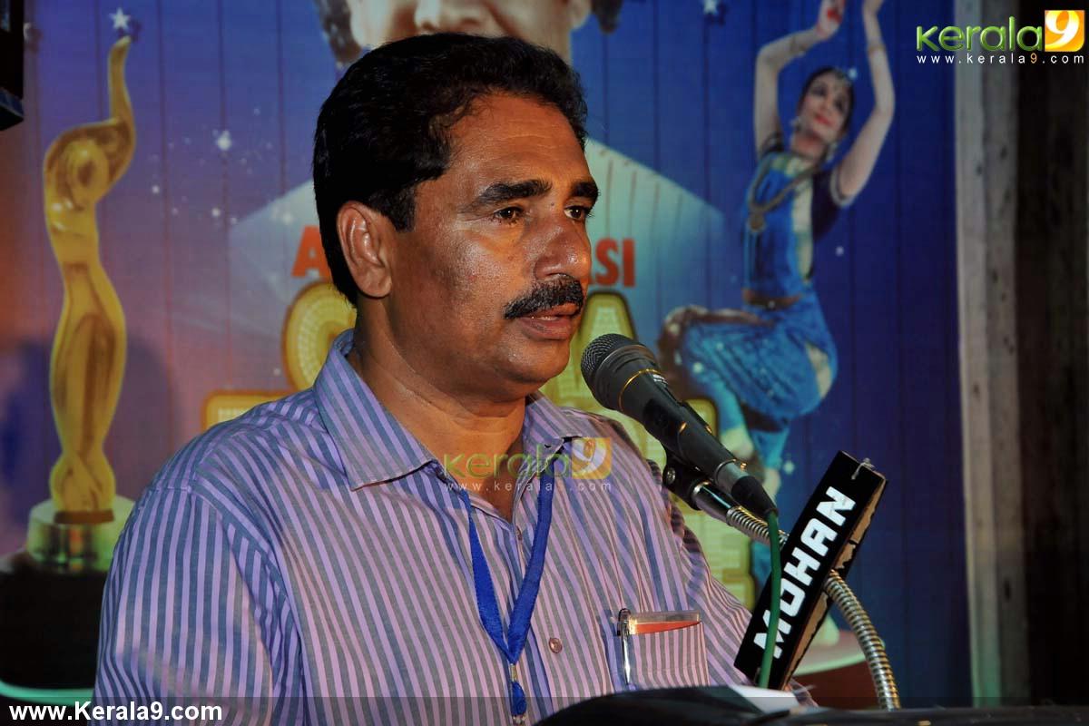 nk premachandran at adoor bhasi television award 2014 photos