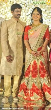 adoor prakash son and biju ramesh daughter engagement photo gallery 500 010