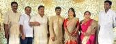 adoor prakash son and biju ramesh daughter engagement pics 20
