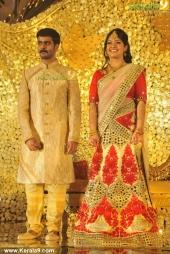 adoor prakash son and biju ramesh daughter engagement picture gallery 600