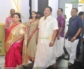 adoor prakash son and biju ramesh daughter engagement stills 400 010