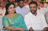 sona nair at adoor prakash son and biju ramesh daughter engagement stills 800