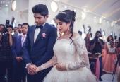 aima sebastian marriage photos  007