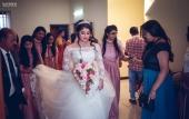 aima sebastian marriage photos  01