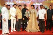amala paul director vijay marriage reception photos