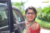 aparna balamurali at amma general body meeting 2018 photos 7