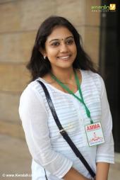 rachana narayanankutty at amma general body meeting 2018 photos 379