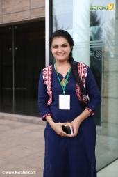 saranya mohan at amma general body meeting 2018 photos 140