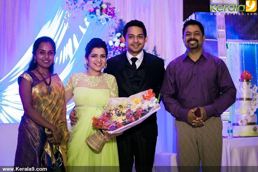 anchor divyadarshini marriage reception photos 021